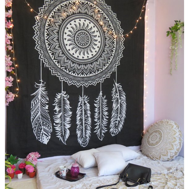 tapestries on walmart